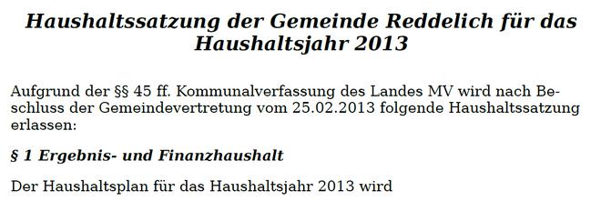 2013-H-Satzung