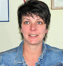 2. stellvertretende Bürgermeisterin Antje Hackendahl