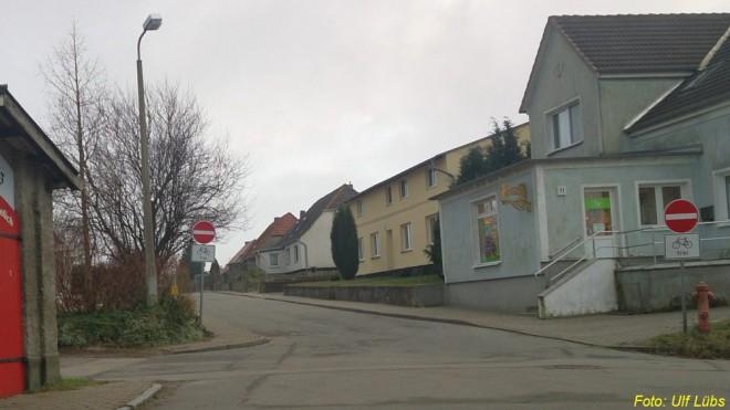 Reddelich, Alte Dorfstraße