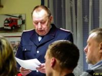 Jahreshauptversammlung der Reddelicher Feuerwehr